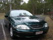 2002 FORD FALCON in QLD