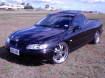 2002 HOLDEN UTE in QLD