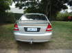 2002 HOLDEN BERLINA in ACT