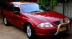 2001 FORD FALCON in VIC